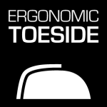 Ergonomic Toeside