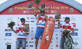 Flysurfer podium