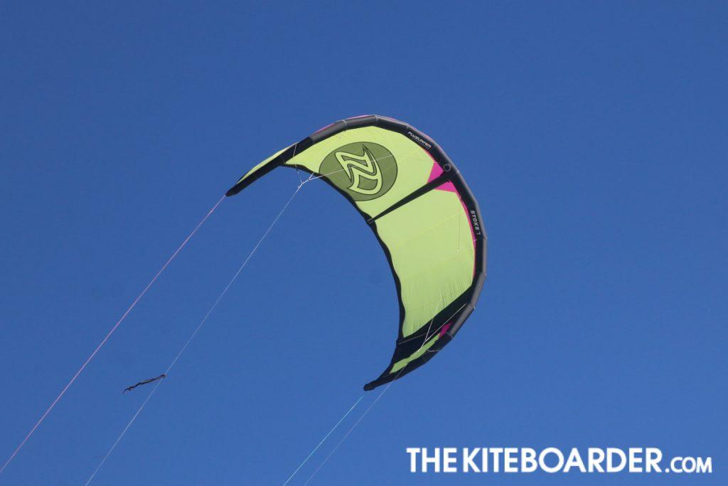 The Kiteboarder Review the Flysurfer STOKE