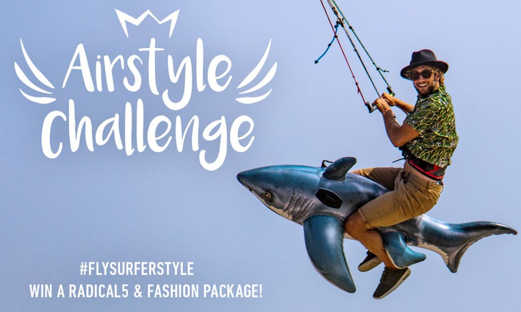 Flysurfer Airstyle Challenge