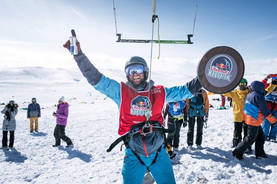 Flysurfer Win at RedBull Ragnarok