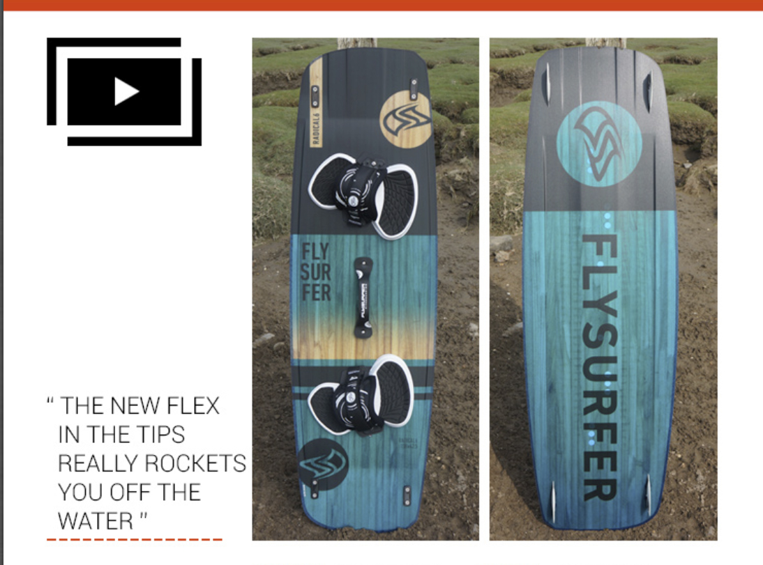 IKSURFMAG Reviews the Radical 6