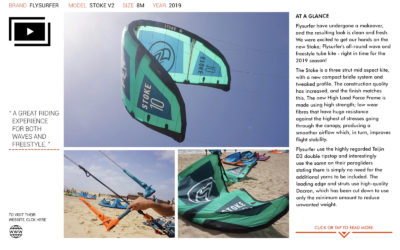 IKSURFMAG Review the STOKE 2