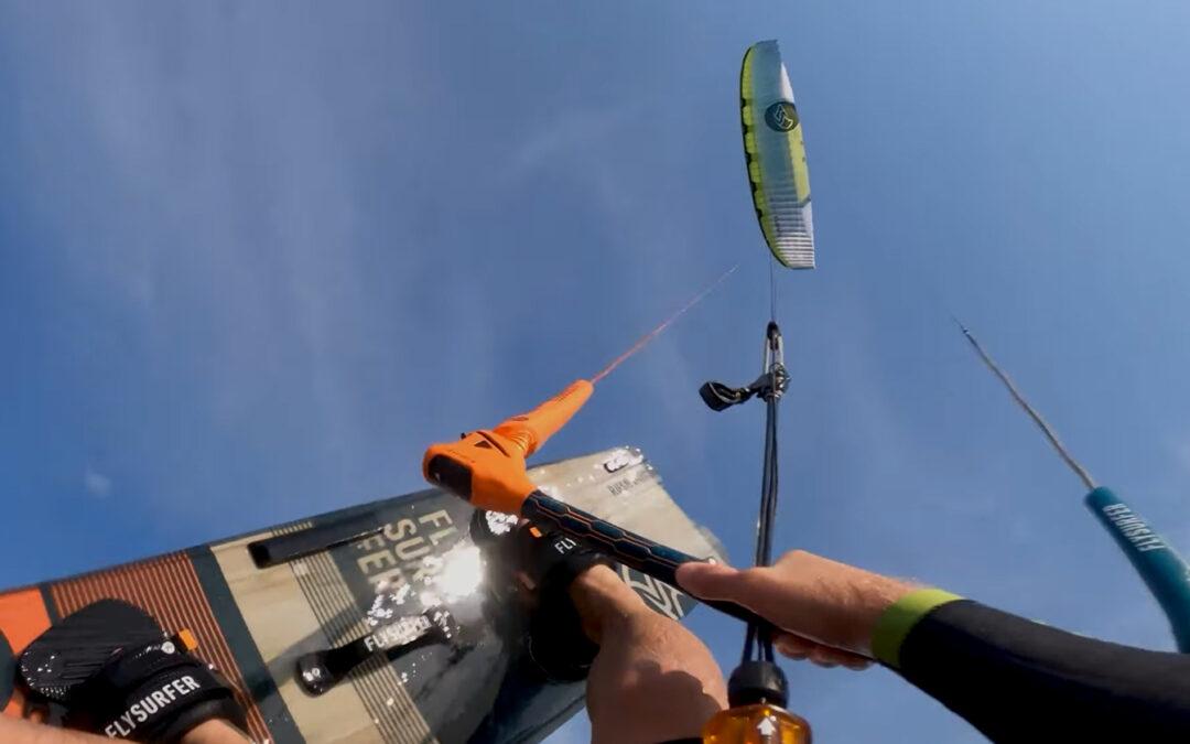 Lewis Wilby – Summer Kiteboarding